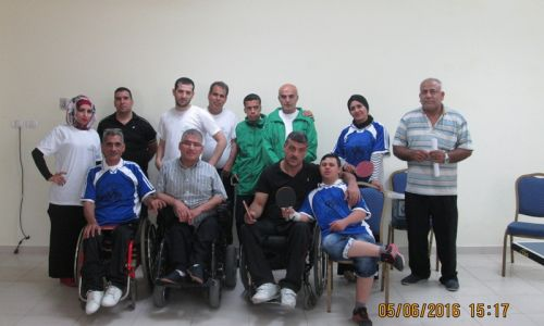التأمين الوطنية NIC تساهم في دعم نادي المجد لرياضة الأشخاص ذوي الإعاقة
