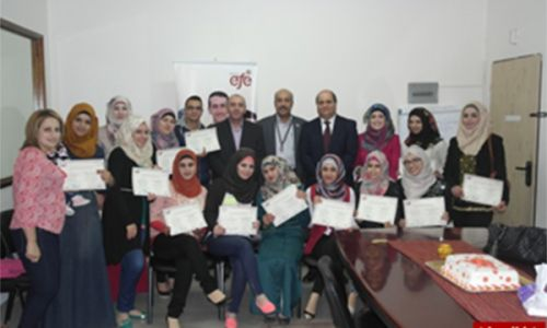 The National Insurance Company of honoring الامهام and nurses in hospitals.